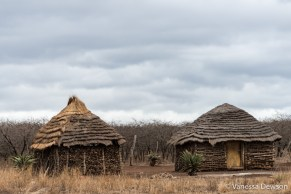 Traditional Houses in Swaziland