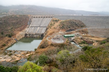 The Maguga Dam, Swaziland