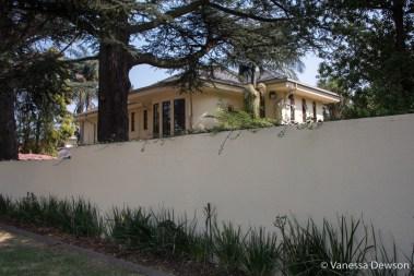 Nelson Mandela's last home
