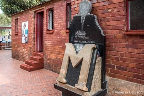 Nelson Mandela's home