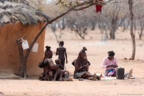 Himba Village life