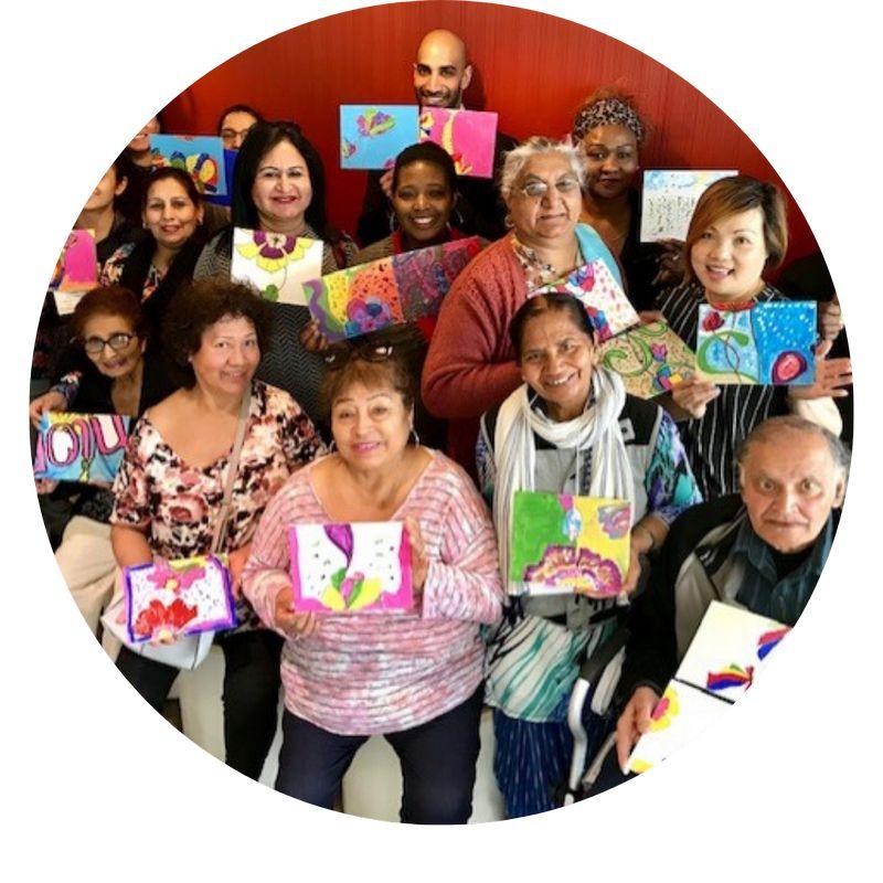 activities for seniors in calgary ne