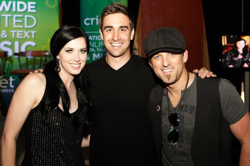 Thompson Square at Country Music Gives Back 2012