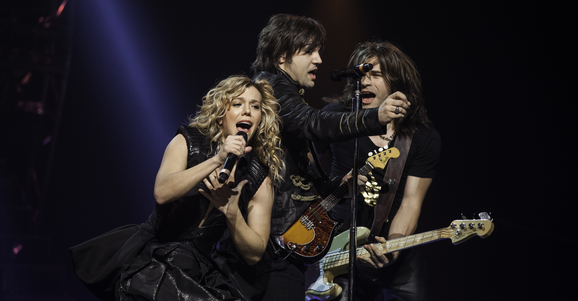 The Band Perry FOCUSonthe615