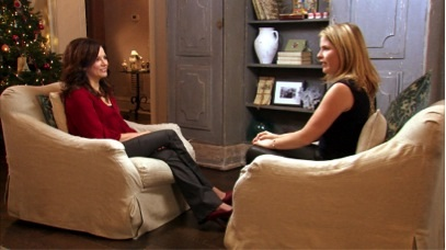 Pictured (L-R): Martina McBride and Jenna Bush Hager Photo Courtesy of NBC/TODAY