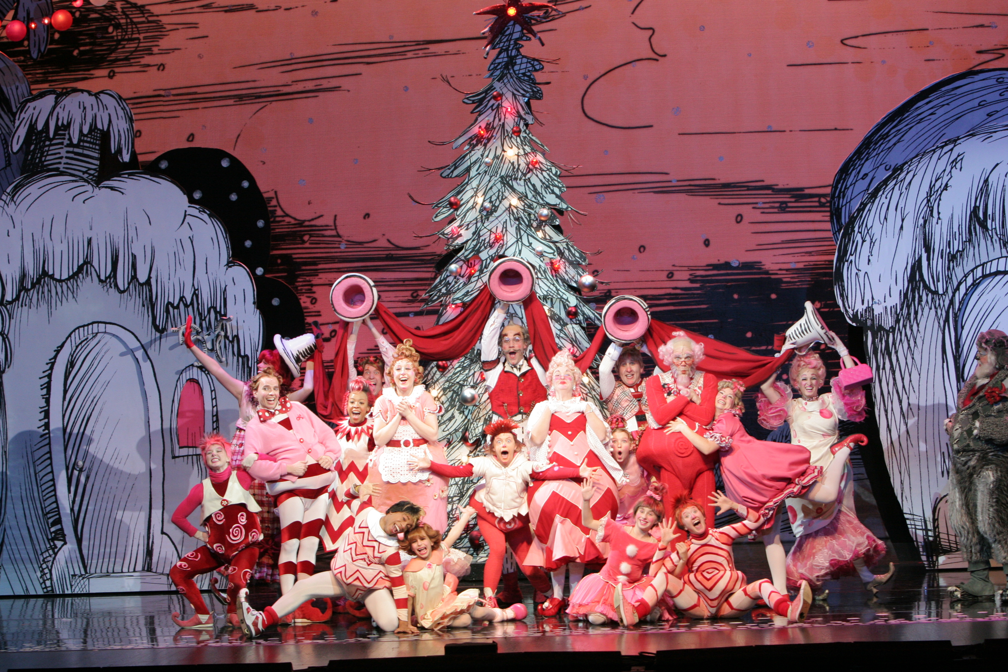 from the music dr seuss how the grinch stole christmas taking place - How The Grinch Stole Christmas 2015