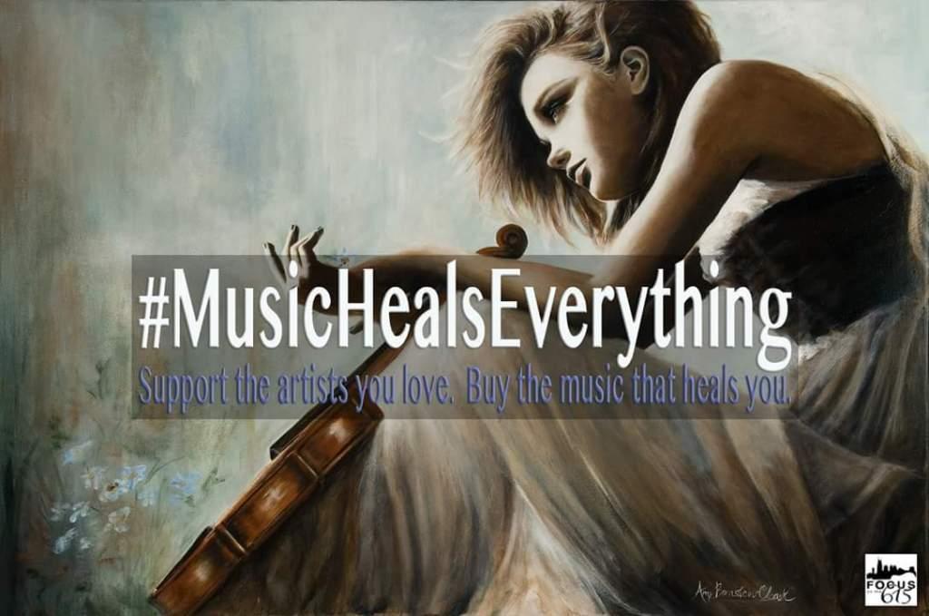 Music Heals Everything