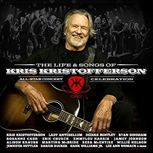cd74d1ce2 Blackbird Presents Records just released the full-length concert film, The  Life & Songs Of Kris Kristofferson, as a CD/DVD combo, which is available  now at ...