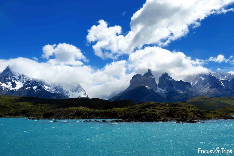 Torres del Paine Lago Pehoe