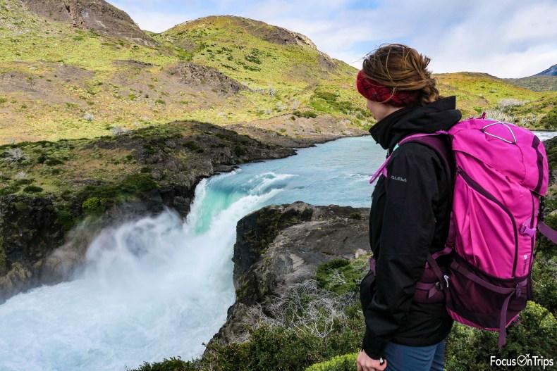 Cosa portare zaino trekking Torres del Paine