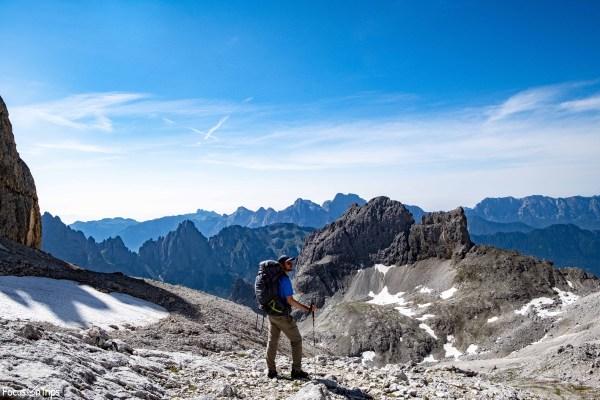 Passo delle Lede trekking