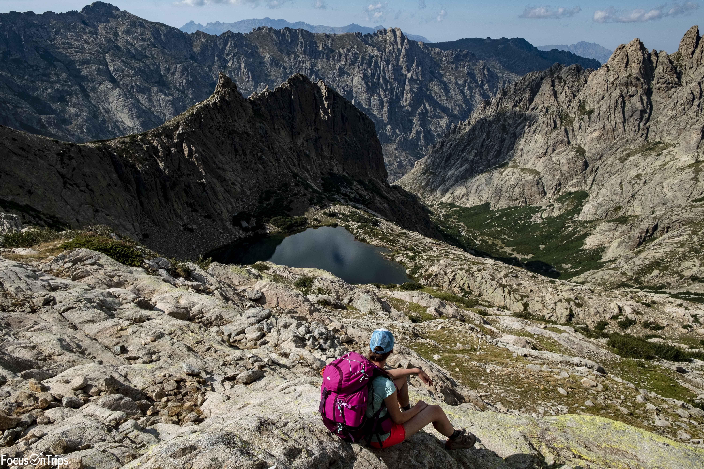 GR20 trekking