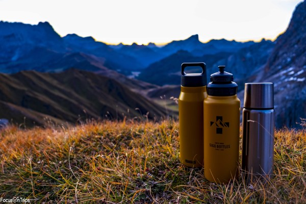 borracce trekking Sigg