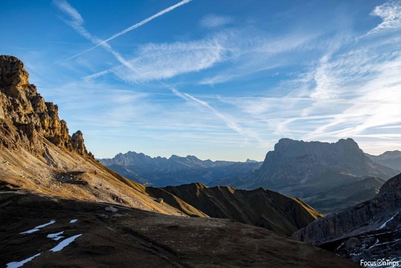 Denti di terrarossa - rifugio Alpe di Tires - trekking