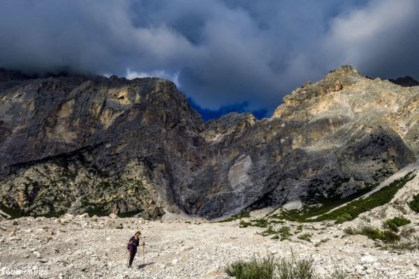 rifugio galassi trekking