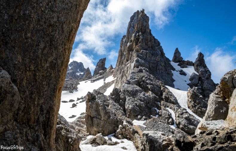 trekking Latemar rifugio torre di pisa