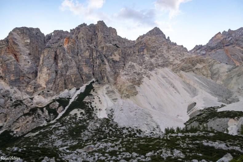 pederu trekking fanes rifugio