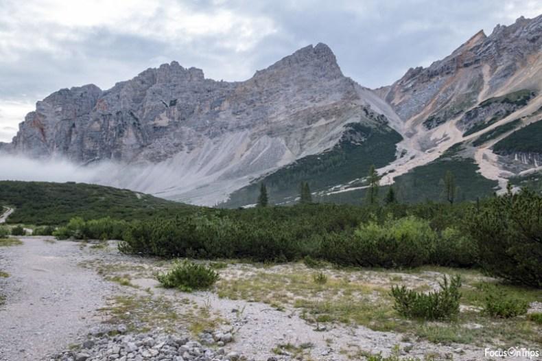 trekking rifugio fanes