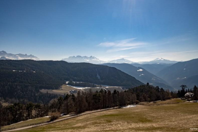 panorama escursione soprabolzano
