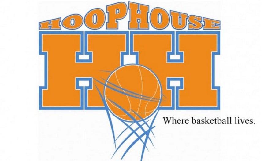 Hoop House Basketball Logo