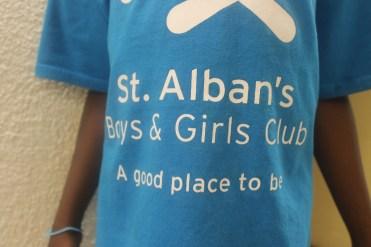 St. Albans Boys and Girls Club T-Shirt