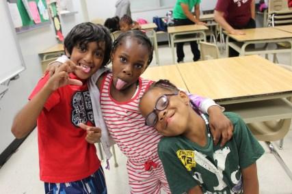 Camp help kids become one big family!