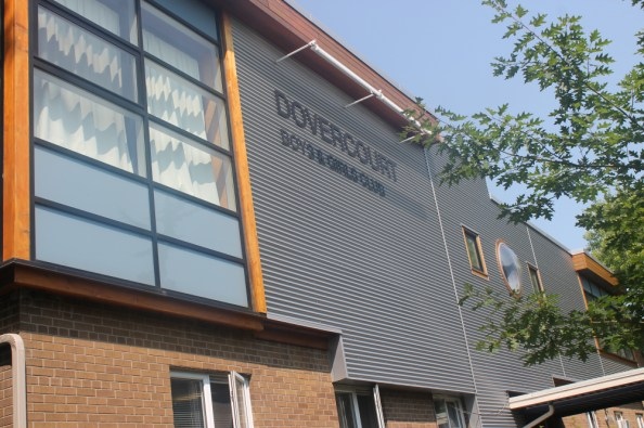 Dovercourt Boys and Girls Club main location at 180 Westmoreland Avenue
