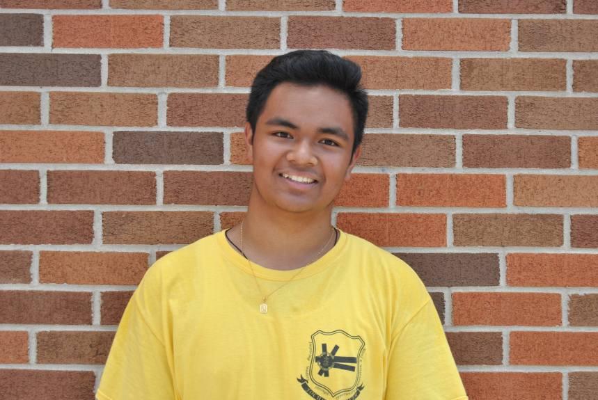 FOY Staff: Justin Lopez (VANIER)