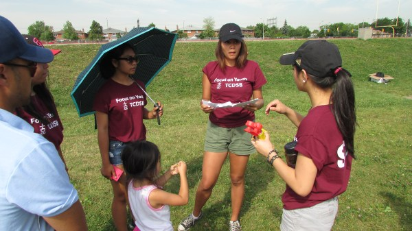 EVENT: Footsteps to Success Camp Day | TCDSB Focus On Youth