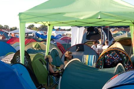 camping pukkelpop 1
