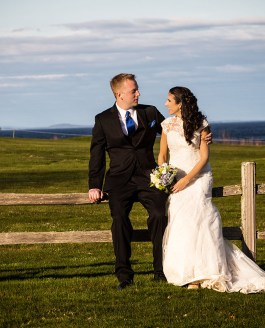 The Samoset Wedding of Alissa and Brian