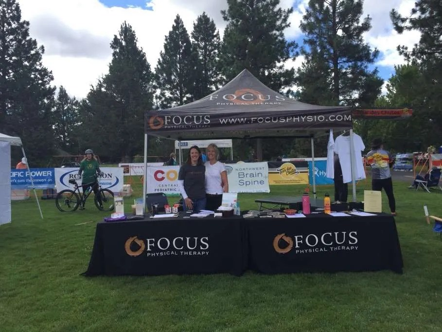 Focus Physical Therapy teams up for the 2016 Tour des Chutes
