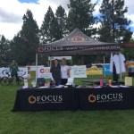 2016 Tour des Chutes Focus PT Booth