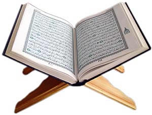 Image result for PICTURE OF OPEN QURAN