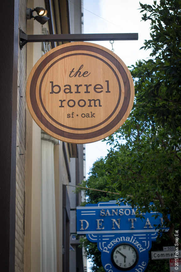 A Review Of Food And Wine At Barrel Room In San Francisco FocusSnapEat