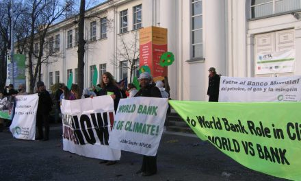 Poznan Declaration: World vs. Bank