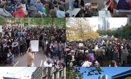 September 15 -17 With Occupy Wall Street: Stop financial speculation on food and climate
