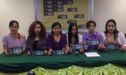 Women's Coalitions Launch 18 Days of Action to Stop Violence Against Women