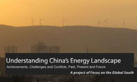Announcing Our New Website: Understanding China's Energy Landscape