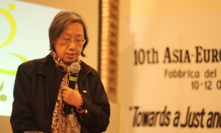 Keep Sombath's Vision Alive: Keynote Speech by Shui Meng Ng at AEPF10