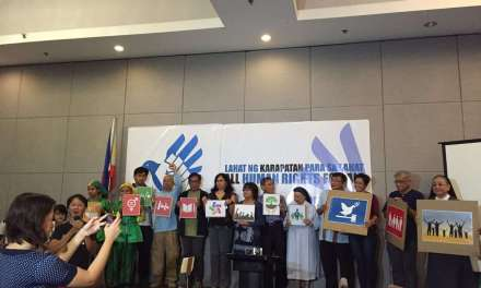 A Historical Gathering of Human Rights Defenders