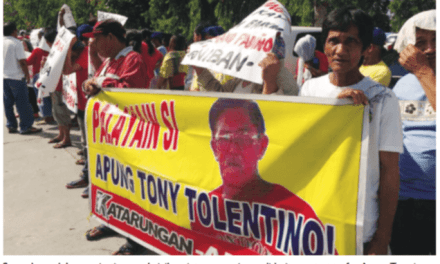 Criminalizing the Struggle for Land: A Tale of Two Farmers