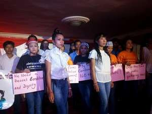 Cambodia: Garment Workers Parade Beautiful Clothes, Ugly Realities