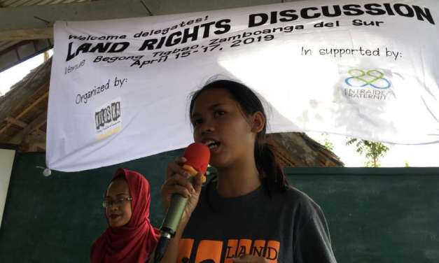 Advancing land rights in Zamboanga
