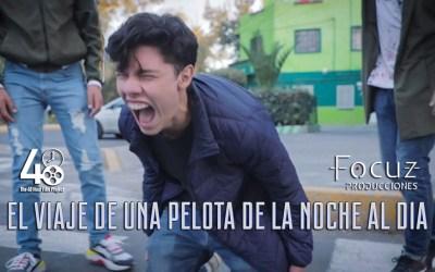 Corto – El Viaje de una Pelota de la Noche al Día – 48 Hour Film Project México 2020
