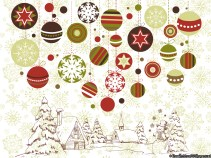 Christmas Wallpaper 2012