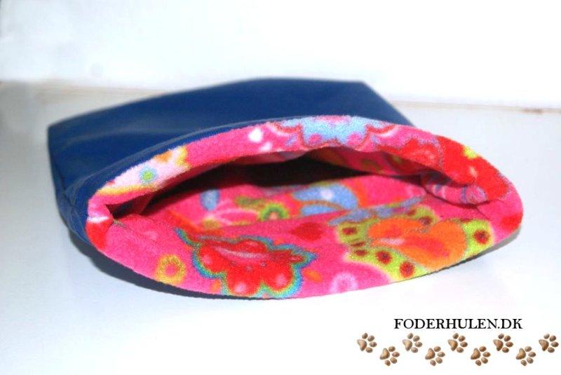 Tunnel - puttepose - Den Lille Foderhule, kvalitet til marsvin, kaniner og andre smådyr