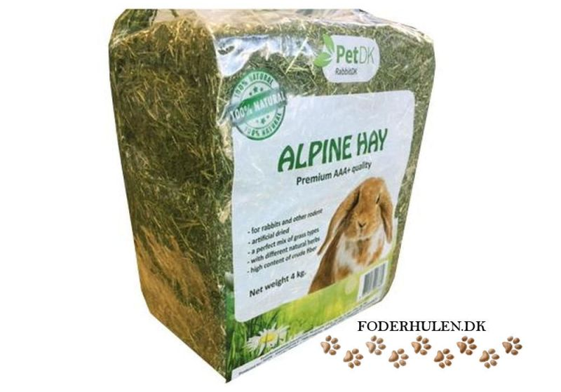 Alpine hø