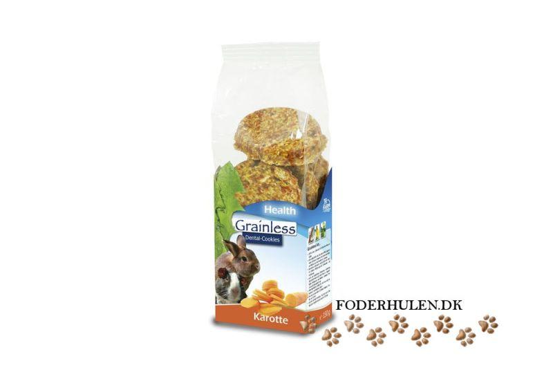 JR Farm Grainless Health Cookies Gulerod