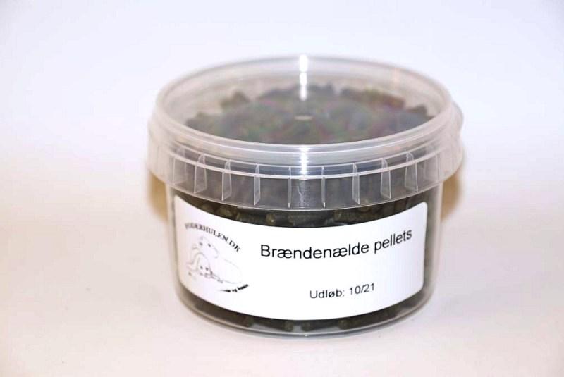 Brændenælde pellets - Foderhulen.dk